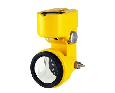 Adirpro Yellow Survey Land 1-inch Fixed Target Corner Prism 720-20