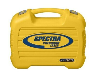 Spectra Precision Laser Ll500 L500c Laser Level Case
