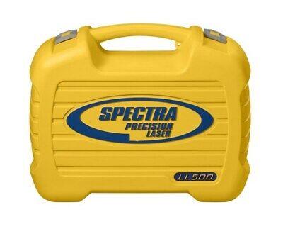 Spectra Precision Laser Ll500 L500c Laser Level Case