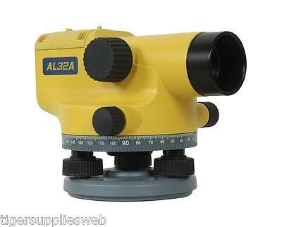 Spectra Precision 32x Automatic Auto Level Water Resistant Al32a 3-year Warranty