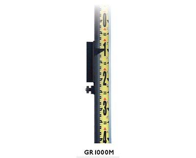 LaserLine 3 Meter Direct Reading Laser Grade Rod GR1000M