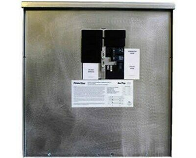 Generac 200-amp Service Rated Outdoor Manual Transfer Switch
