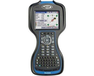 Spectra Geospatial Ranger 3l Data Collector W Survey Pro