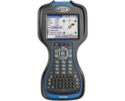 Spectra Geospatial Ranger 3l Data Collector W Survey Pro