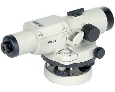 Nikon 34X AS-2C Automatic Level with Circle - 360 Degrees