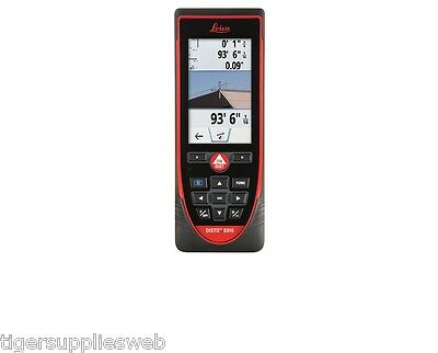 Leica Disto S910 Laser Distance Meter Bluetooth Smart Lifetime Warranty 808183