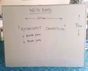 Good Quality whiteboard Maroubra Eastern Suburbs Preview