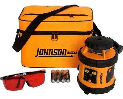 Johnson Level Self-leveling Rotary Laser