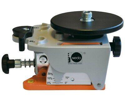 Nedo Tilt Adapter for Grade Laser Laser Grade Adapter