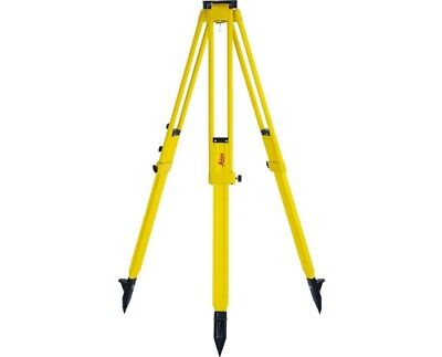 Leica Gst101 Wooden Tripod 726831 For Total Station Auto Level Theodolite