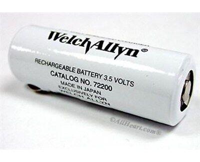 Genuine Welch Allyn Brand 72200 3.5v Battery For Welch Allyn 71000