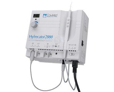 Conmed Hyfrecator 2000 Electrosurgical Unit 7-900-115 Dessicator 110v New