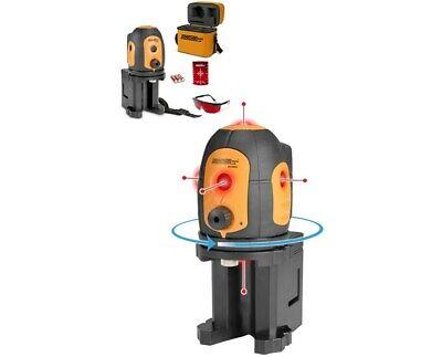 Johnson Level Self-leveling 5-beam Laser Dot