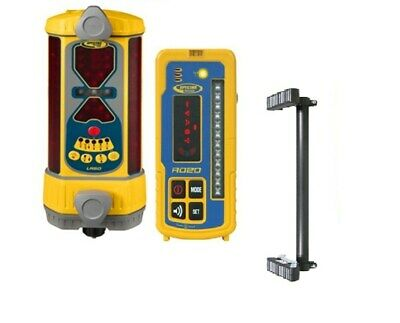 Spectra Precision Lr30 Wireless Machine Control Laser Receiver Remote Mount