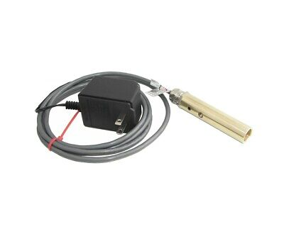 Johnson Level Red Industrial Alignment Dot Laser w/ 110V AC Adapter Laser Grade Adapter