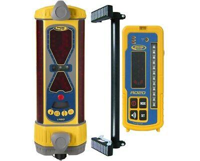 Spectra Precision Lr60 Wireless Machine Control Laser Receiver W Magnetic Mount