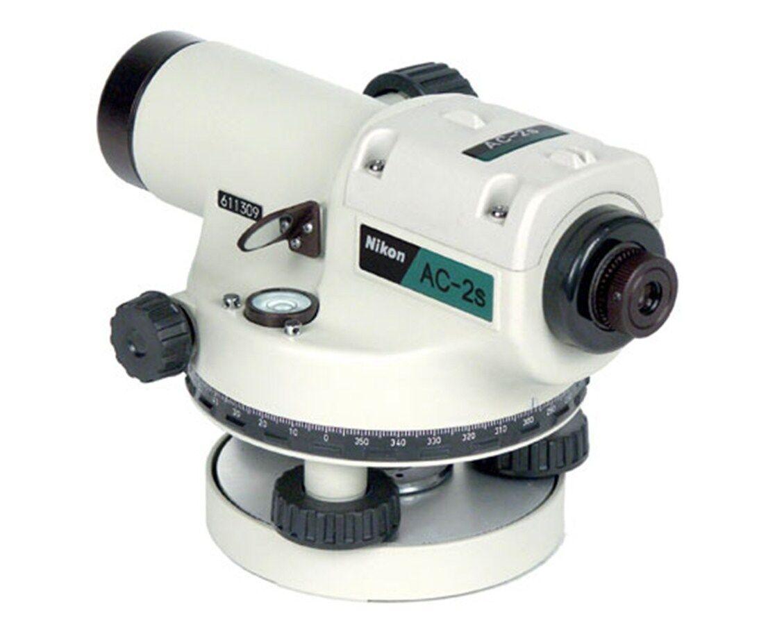 Nikon Optical 24x Automatic Auto Level Model Ac 2s Nikon