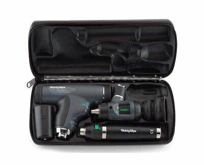 Welch Allyn 97250-mps Diagnostic Set W Panoptic Ophthalmoscope Otoscope