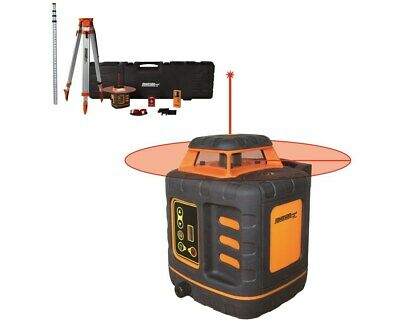 Johnson Level Self-leveling Rotary Laser System