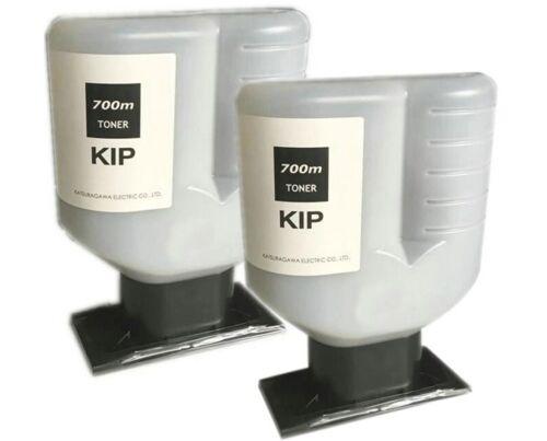 KIP SUP700-103 Genuine KIP 700M Toner, carton of 2