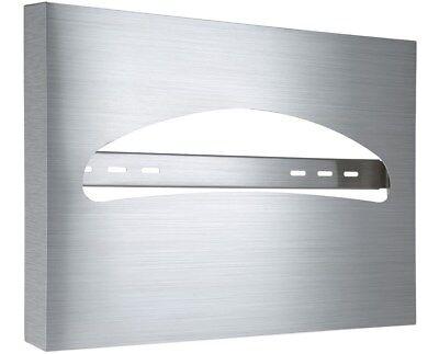 Alpine Industries Stainless Steel Toilet Sanitary Seat Cover Dispenser 483