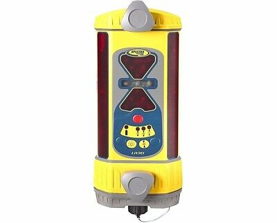 Spectra Lr30-1 Machine Control 360 Laser Level Receiver Hard Case Trimble Alkali