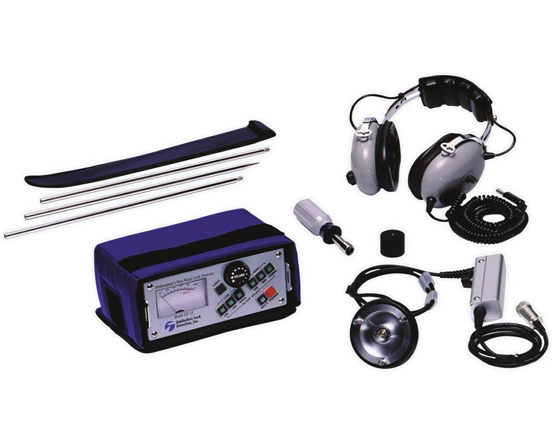 Water Leak Detector >> Subsurface Instruments Ld 12 Professional Water Leak Detector Ebay