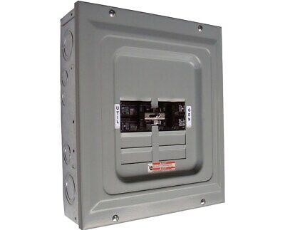 Generac 100-amp Single Load Manual Transfer Switch W Nema 1 Enclosure