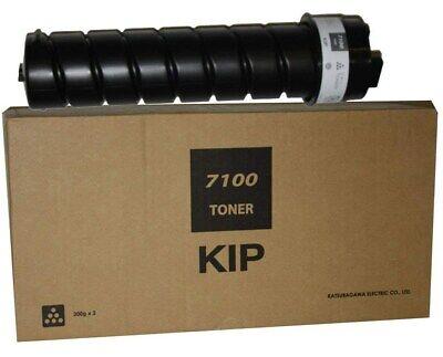 Kip Sup7100-103 Genuine Kip 7100 Toner Carton Of 2