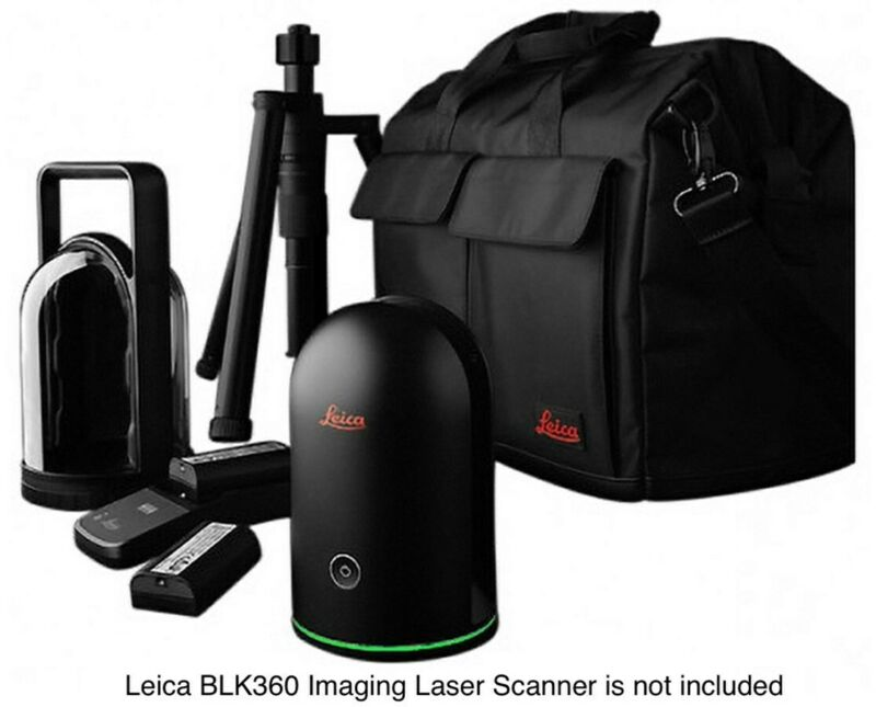 Leica Accessory Package for BLK360 Imaging Laser Scanner