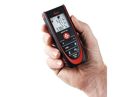 Leica Disto D2 - New Laser Distance Meter With Bluetooth 838725