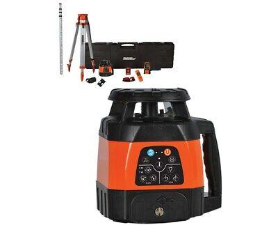 Johnson Level Electronic Dual Slope Rotary Laser
