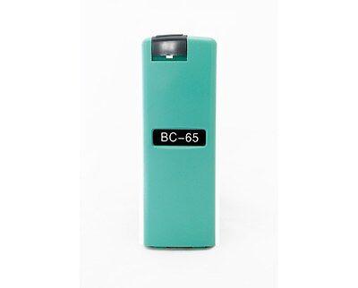 Bc-65 Nimh Compatible Battery For Nikon Total Station Bc65 Dtmnplnprq75e
