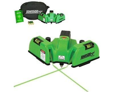 Johnson Level Heavy Duty Flooring Laser With Greenbrite Technology