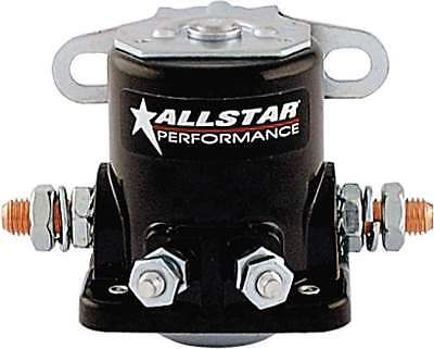 RACING STARTER SOLENOID HD FORD STYLE FLAT MOUNTING BASE 76203