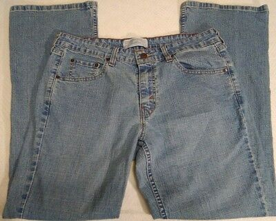 Levis Low Rise Shorts (Levi Strauss Low Rise Stretch Bootcut Misses Size 10 Short)