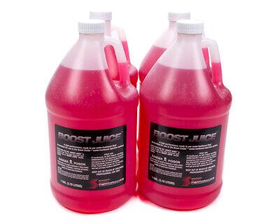 Snow Performance Boost Juice Case 4x1 Gal PN SNO-40008