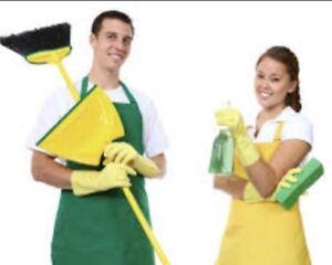 Urgence 24/24 Service de ménage et d'entretien nettoyage du
