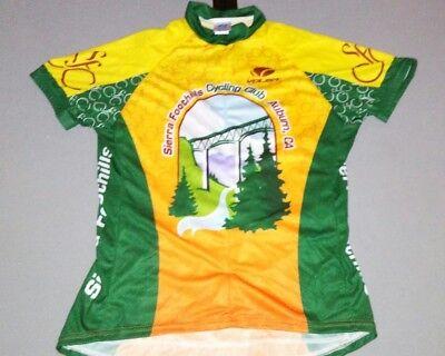 Auburn Cycling Jersey - voler cycling jersey sierre foothills club auburn CA