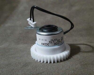 NEW DAIKEN # 66006320 MAGNETIC PAPER FEED CLUTCH MOTOR DC24V.  -