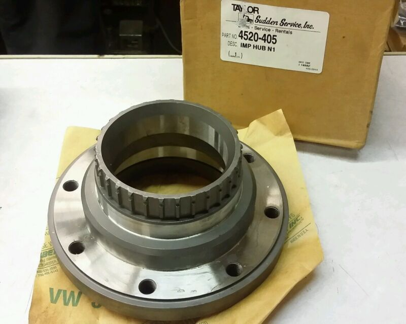Taylor Forklift 4520-405 Hub New Free Shipping
