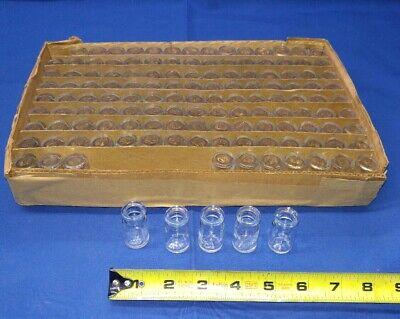 Vintage Lot Of 134 Glass Vials Medicine Bottles Scientific Flask Petri Dish Jar