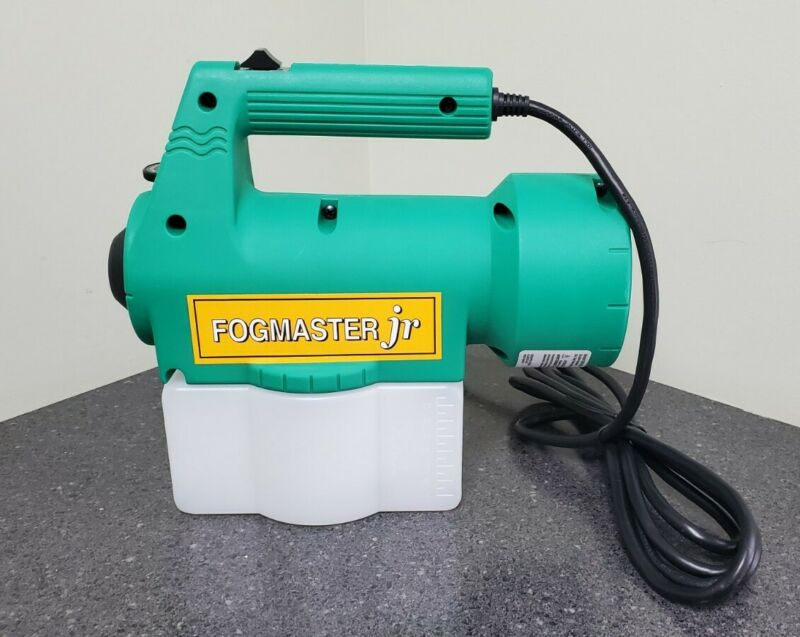 Fogmaster Jr. Utility Fogger #5330 110volt Sanitizer Disinfecter New