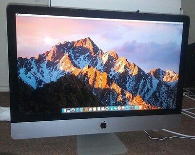 2013 Apple iMac 27