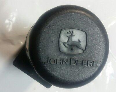 John Deere Tool Box Catalouge Compartment Universal Black Plastic