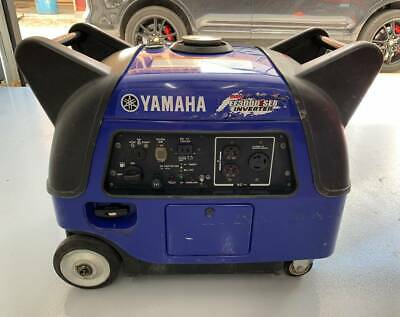Yamaha Ef3000iseb 3000w Portable Inverter Generator