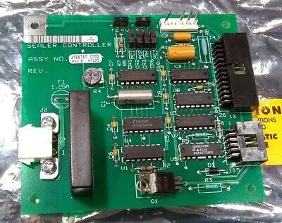 Pitney Bowes Series Inserter Part 3188787 Sealer Control Bd