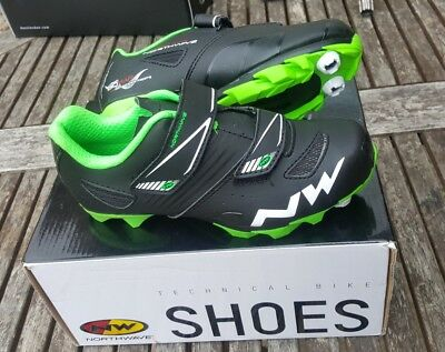 Northwave Hammer Junior MTB Cyclo Cross Cycling Shoes UK 2 EU 34