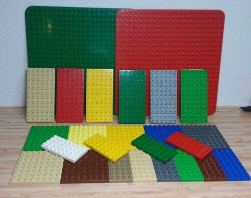 ***Sonderangebot*** Lego Duplo Bauplatten Set verschiedene Größen