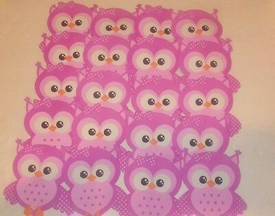 Owls For Baby Shower (4